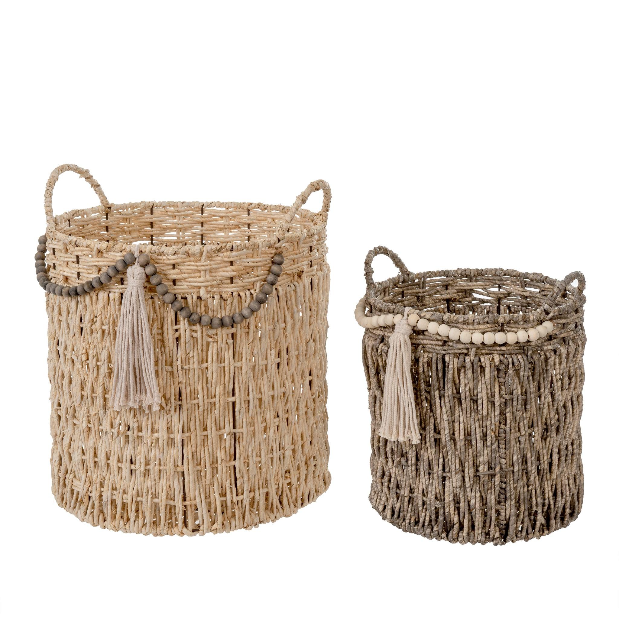 Bohemia Basket, Large Size